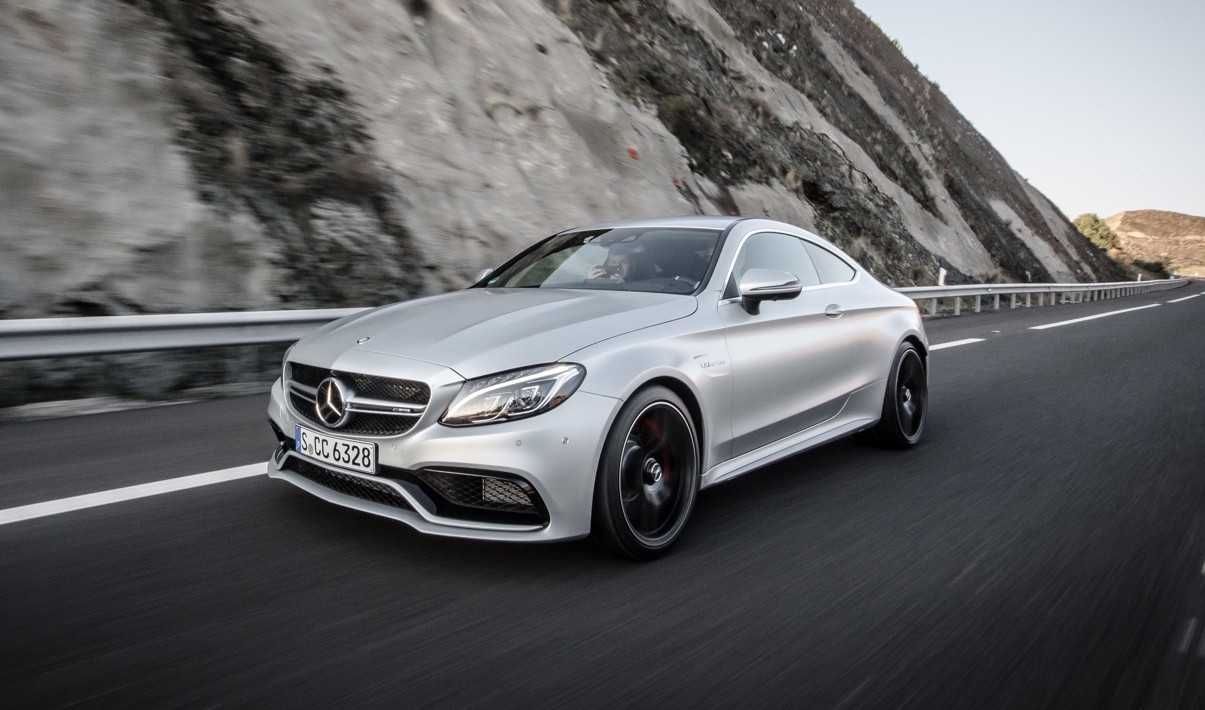 2016 mercedes amg c63 s coupe review gtspirit. Black Bedroom Furniture Sets. Home Design Ideas