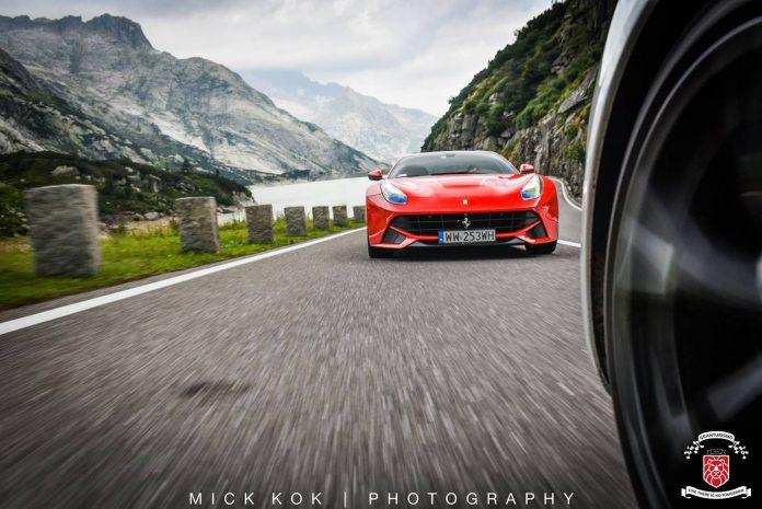 Gran Turismo Europa 2015 Ferrari F12