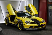 Hamann SLR For Sale front