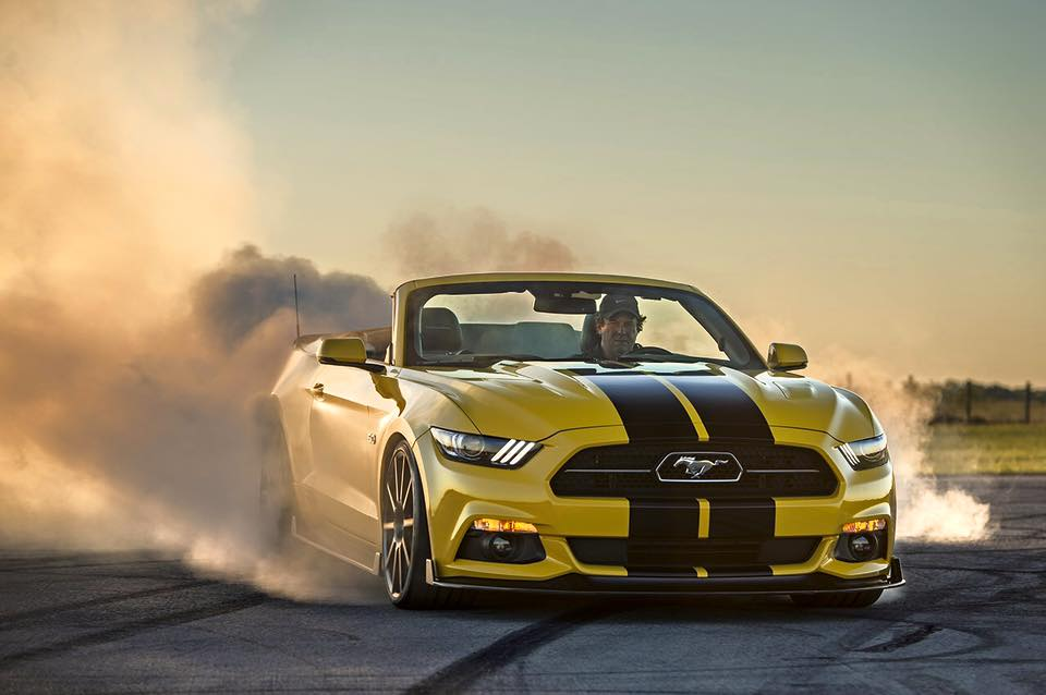 Hennessey Mustang Convertible