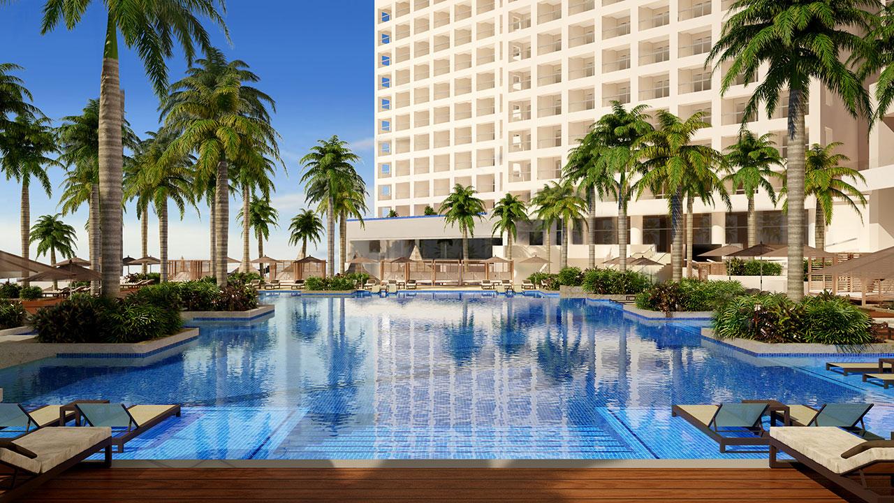 Hyatt Ziva Canc 250 N Resort Opens In Punta Canc 250 N Gtspirit