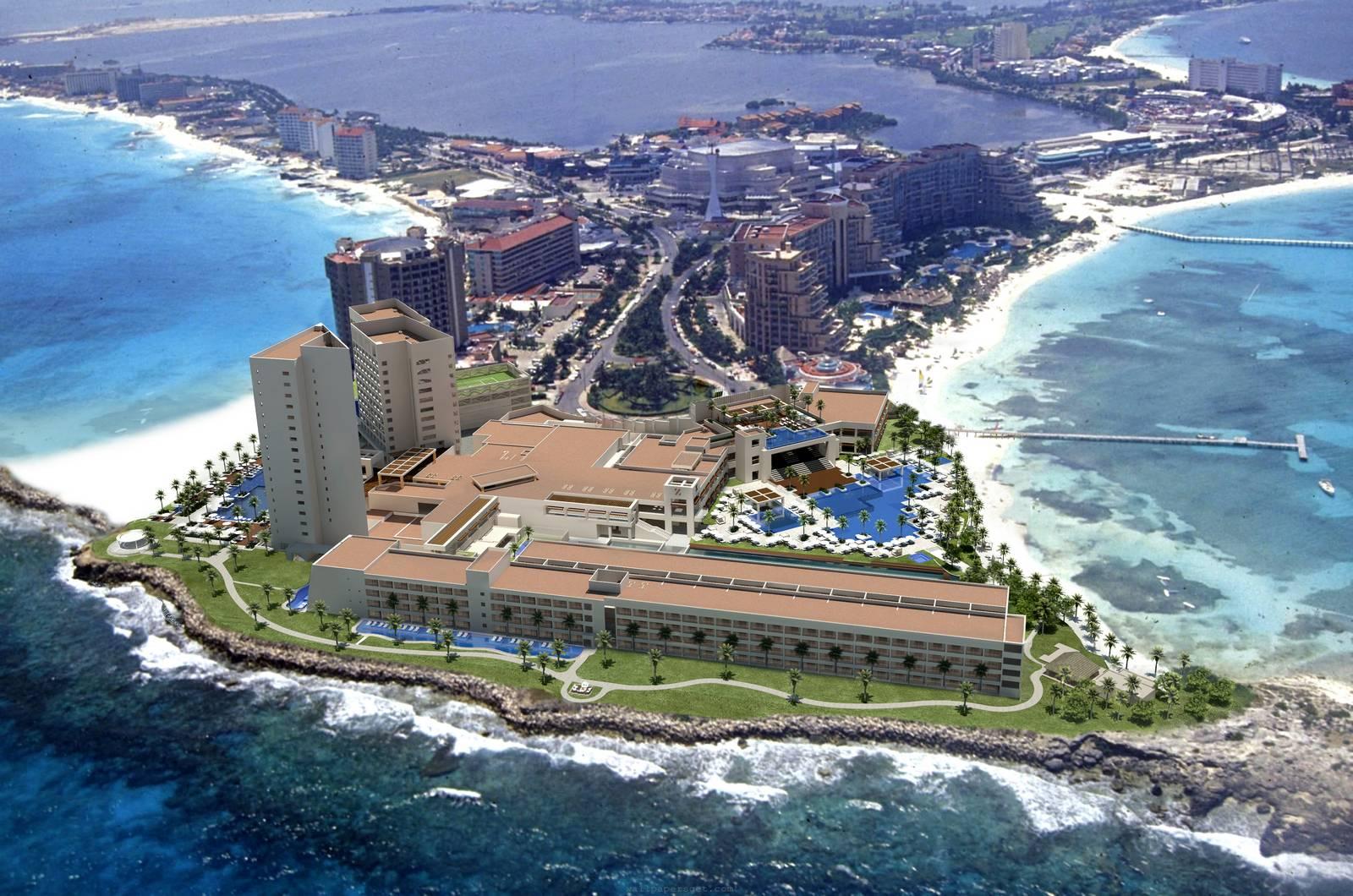 Hyatt Ziva Cancun resort