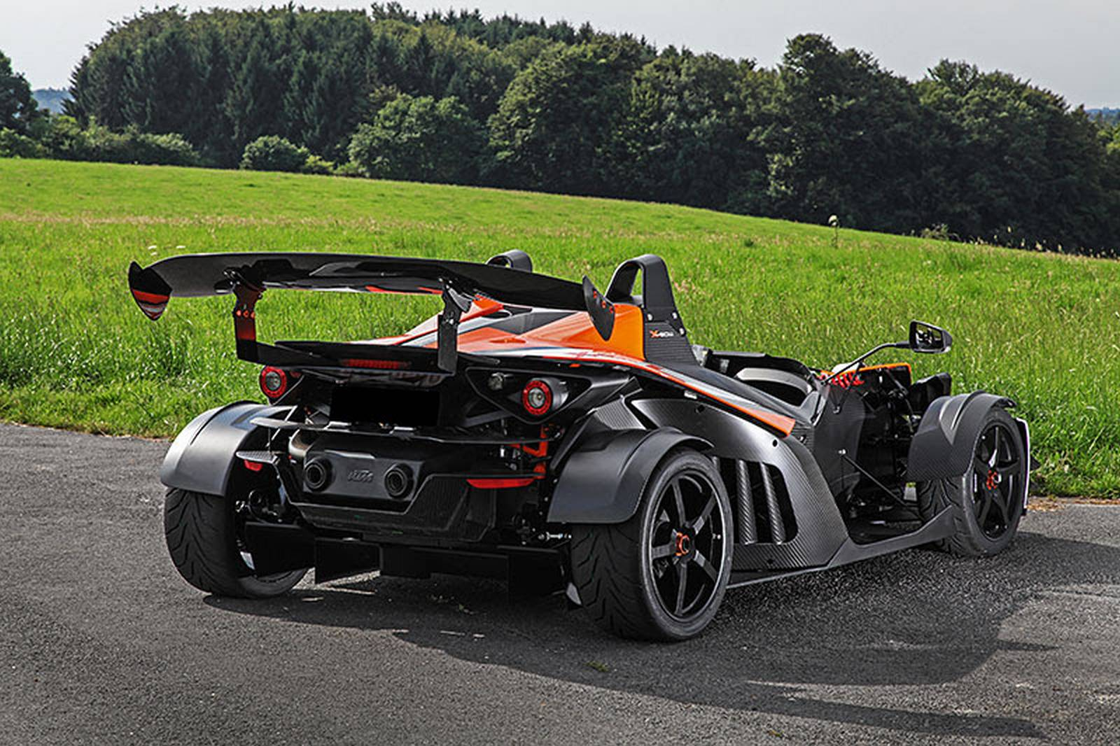 official ktm x bow r limited edition by wimmer rst gtspirit. Black Bedroom Furniture Sets. Home Design Ideas