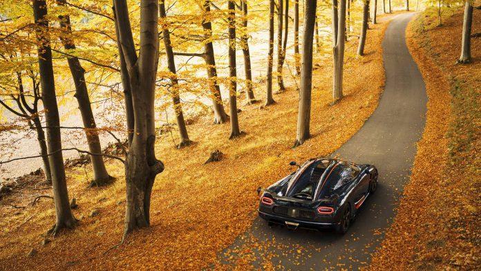 Koenigsegg Agera RS for USA