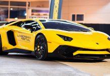 Lamborghini Festival Aventador SV