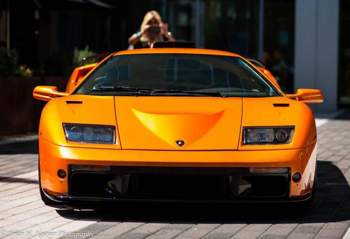 Lamborghini Festival Diabo GT