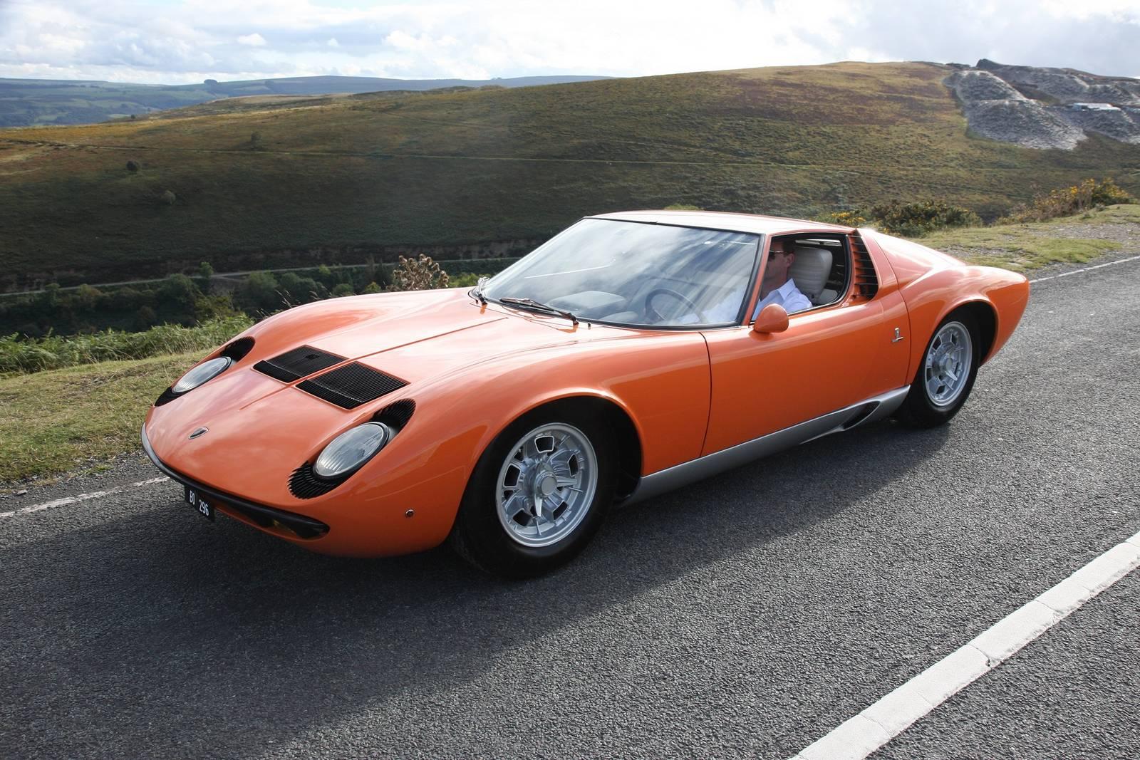 Italian Job Lamborghini Miura for sale