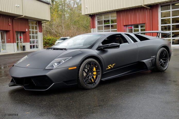 Lamborghini Murcielago SV (2)