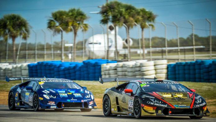 Lamborghini Super Trofeo World Finals 2015