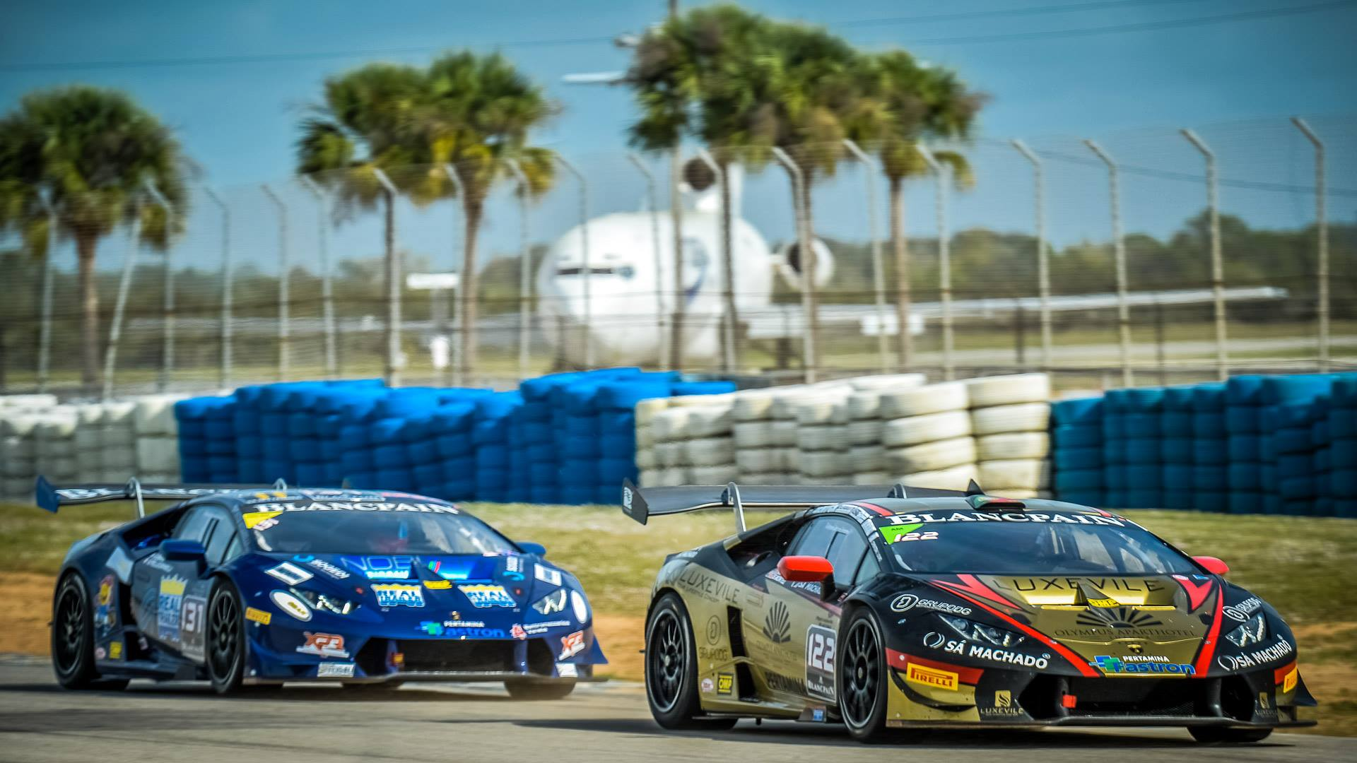 Lamborghini Super Trofeo World Finals 2015