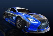 Lexus RC F GT3 front