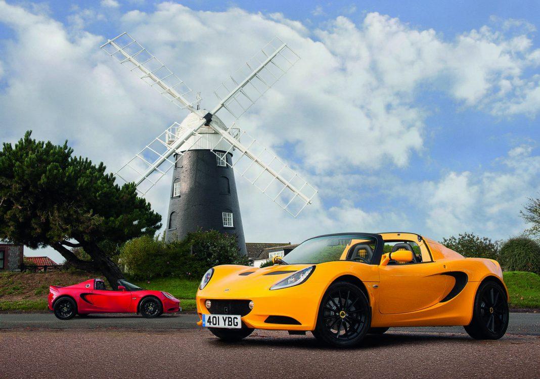 Lotus Elise Sport and Sport 220