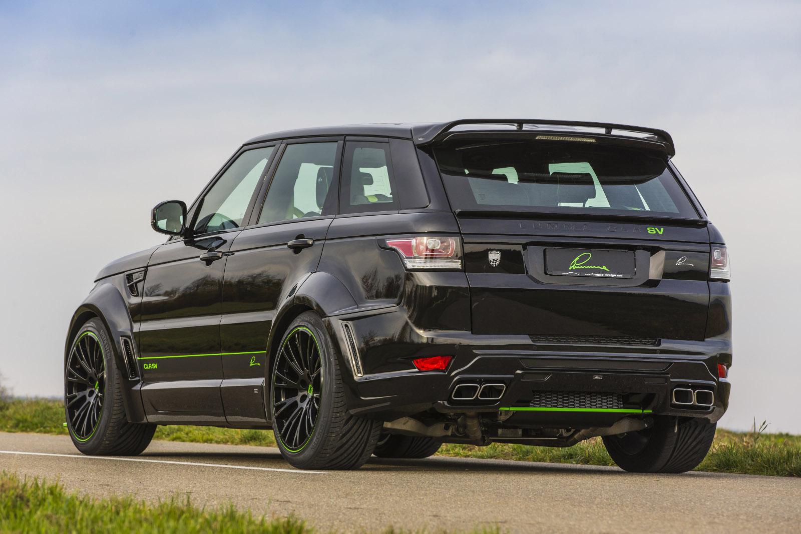 [SCHEMATICS_48IS]  Official: Lumma Design Range Rover Sport SVR - GTspirit | 2016 Range Rover Sport Modified |  | GTspirit