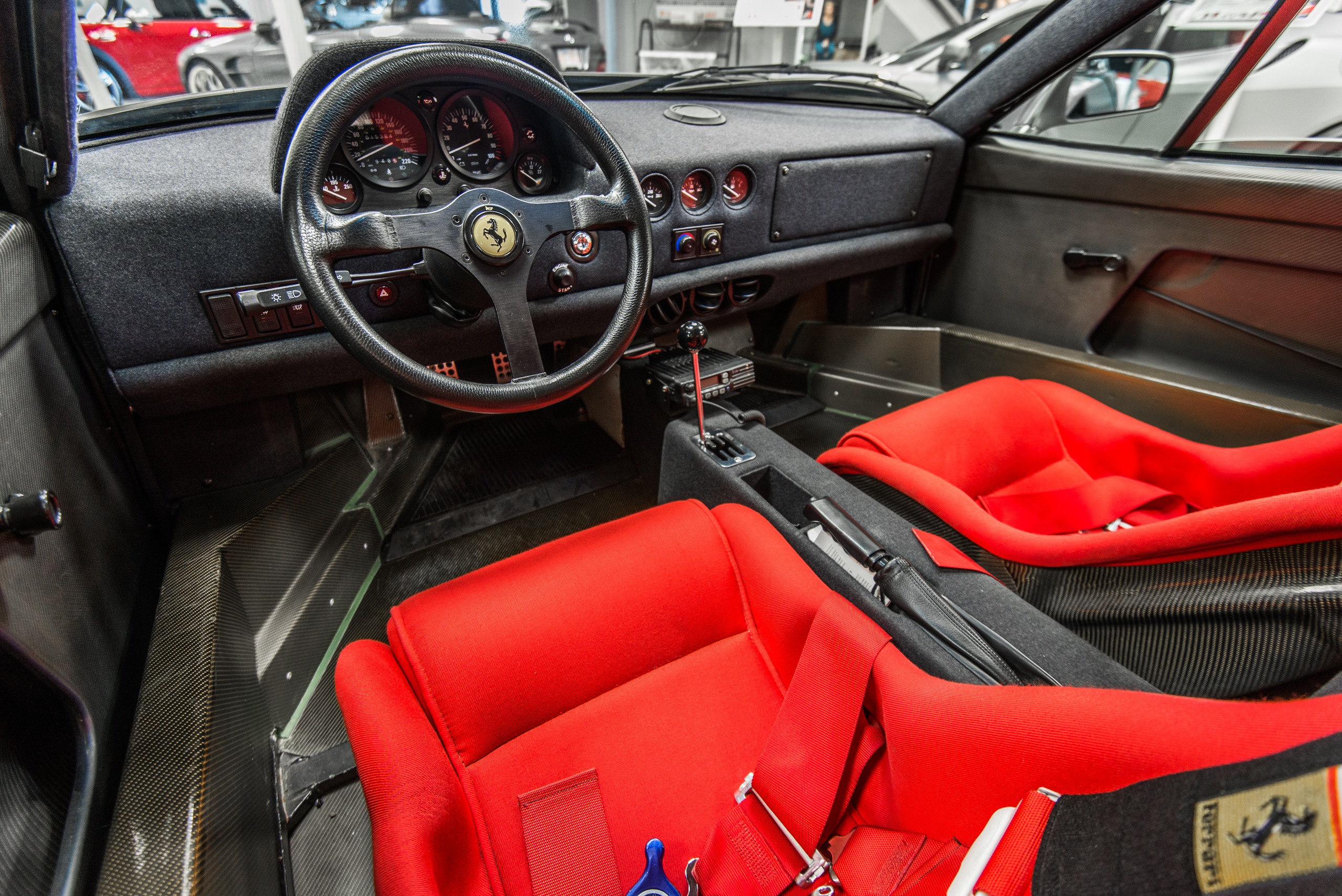 Ferrari F40 Lm Spec For Sale In Canada Gtspirit