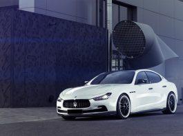 Maserati Ghibli by HS Motorsport