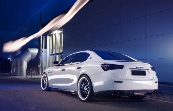 Maserati Ghibli custom