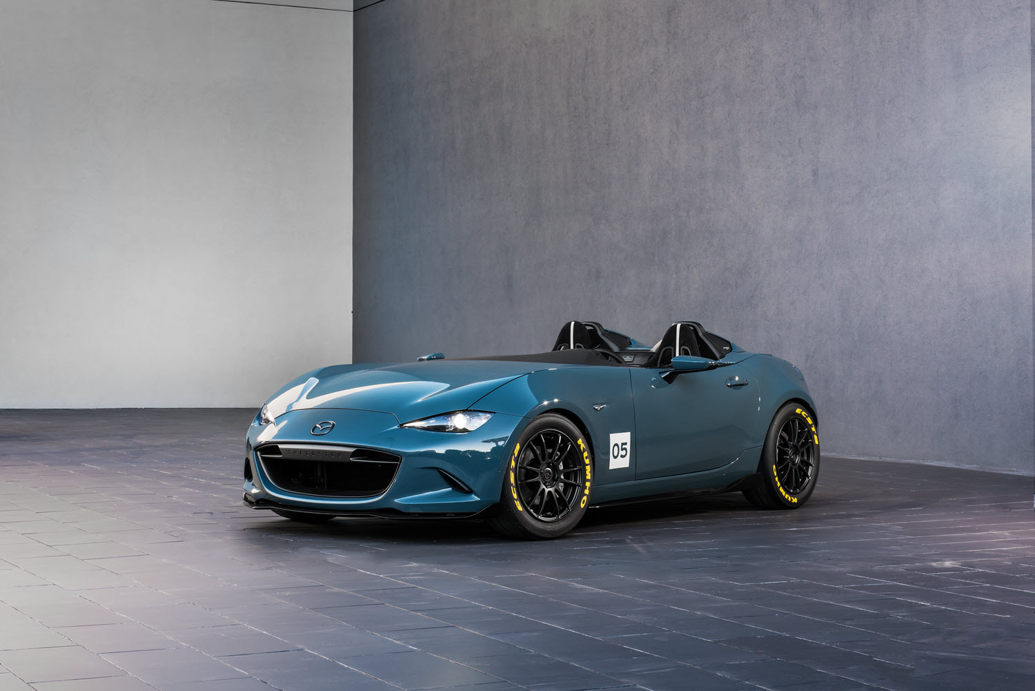 official mazda mx 5 spyder and speedster concepts gtspirit. Black Bedroom Furniture Sets. Home Design Ideas