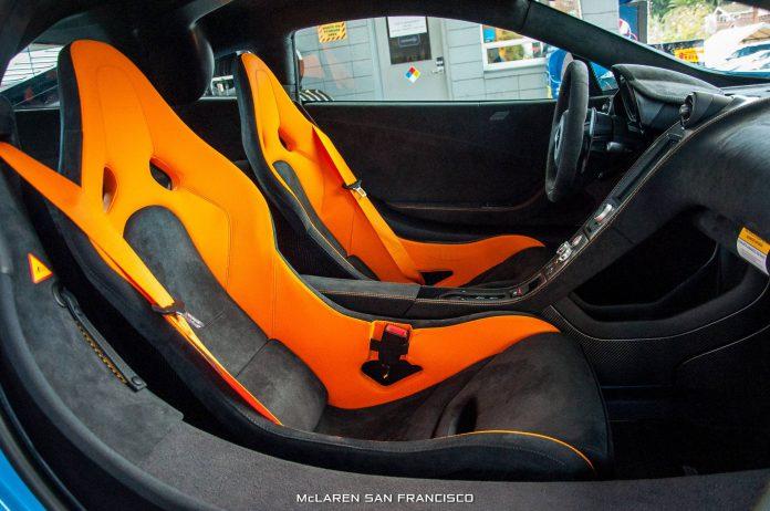 Mexico Blue McLaren 675LT With MSO Roof Snorkel - GTspirit