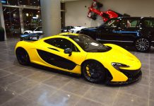 McLaren p1 for sale in Saudi Arabia