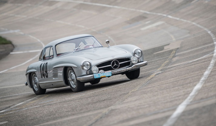 Mercedes-Benz 300SL auction