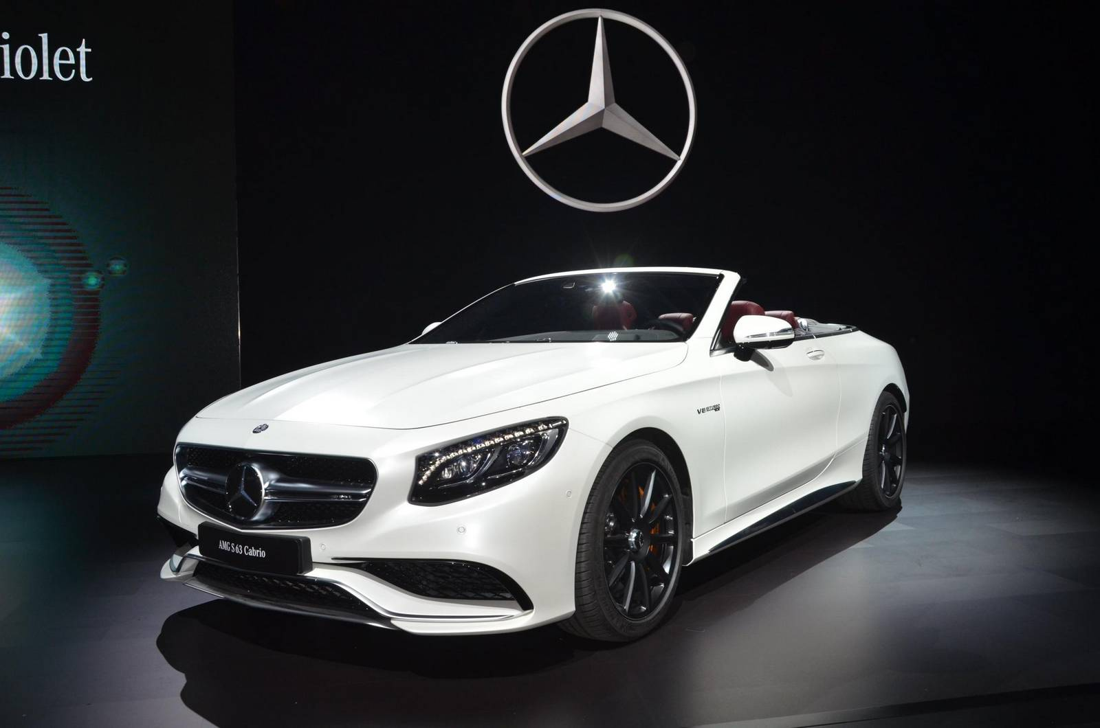 los angeles 2015 mercedes benz sl gtspirit. Cars Review. Best American Auto & Cars Review
