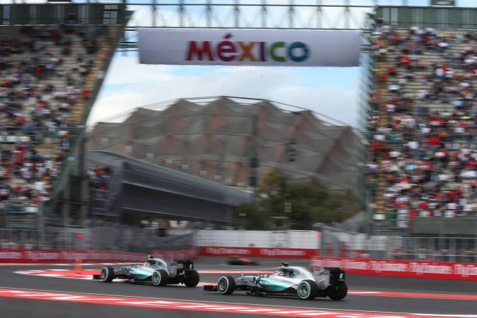 Mexico GP Mercedes-AMG F1