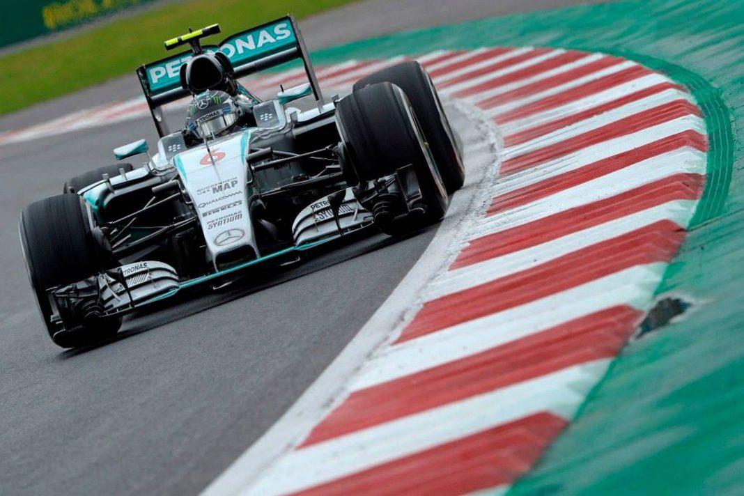 Mexico GP Nico Rosberg