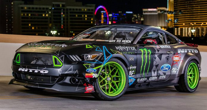 Mustang RTR 2016