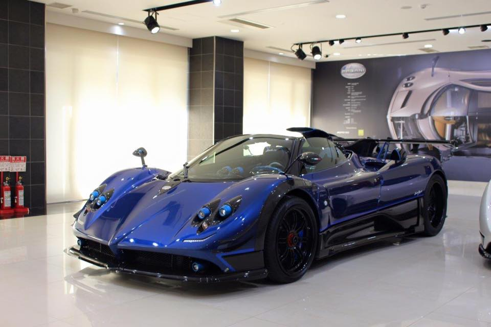 Bespoke Pagani Zonda Kiryu Finally Revealed in Japan