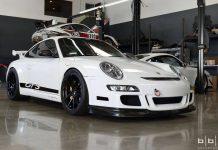 Porsche 911 GT3 Project Bull Dog