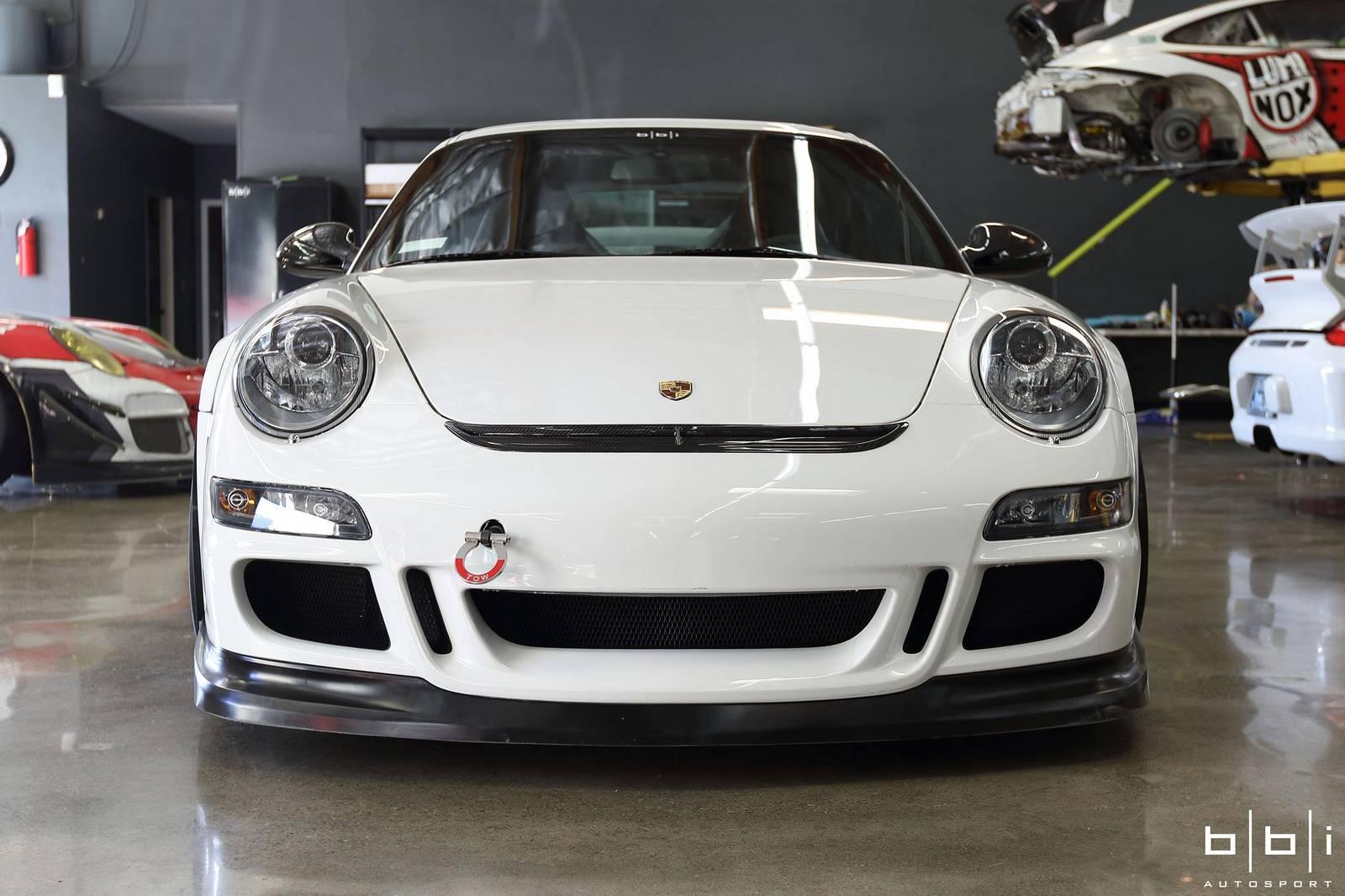 Porsche 997.1 GT3