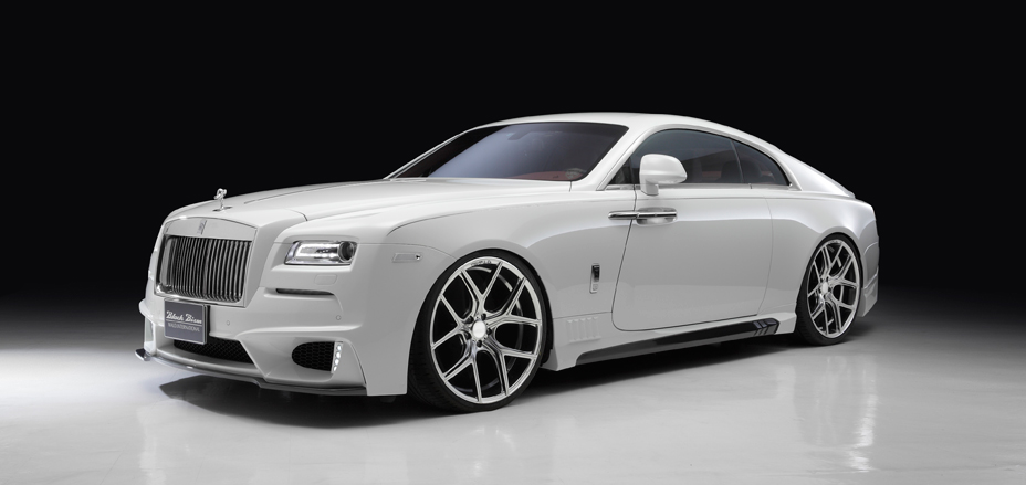 Wald Black Bison Rolls-Royce Wraith