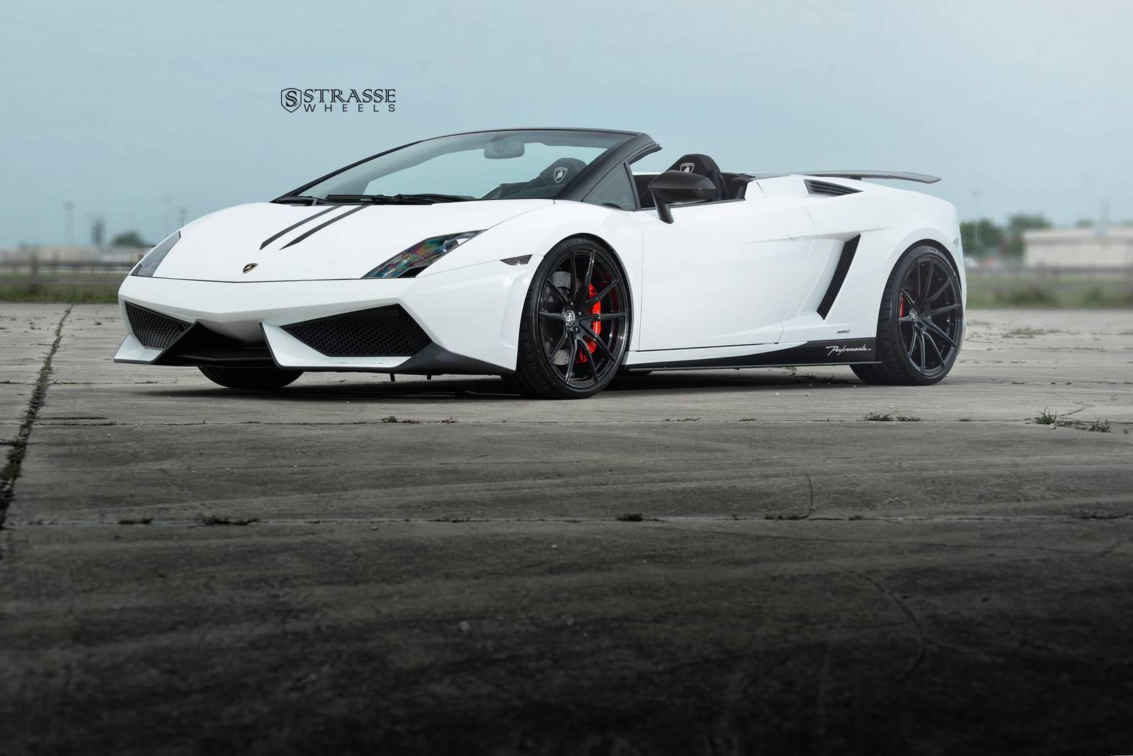 Lamborghini Veneno For Sale >> Lamborghini Gallardo Spyder Performante With Strasse ...