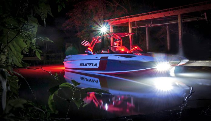 Supra Boats SE Roush Edition