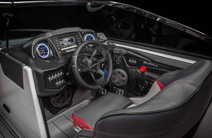 Supra SE 550 Roush Edition Interior