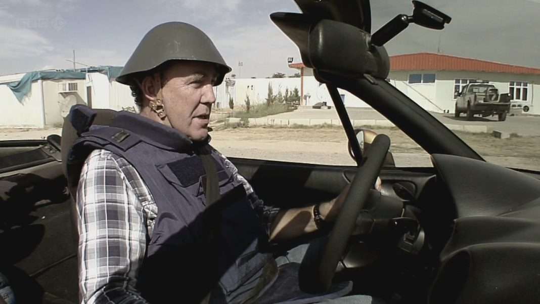 Top Gear Christmas Special