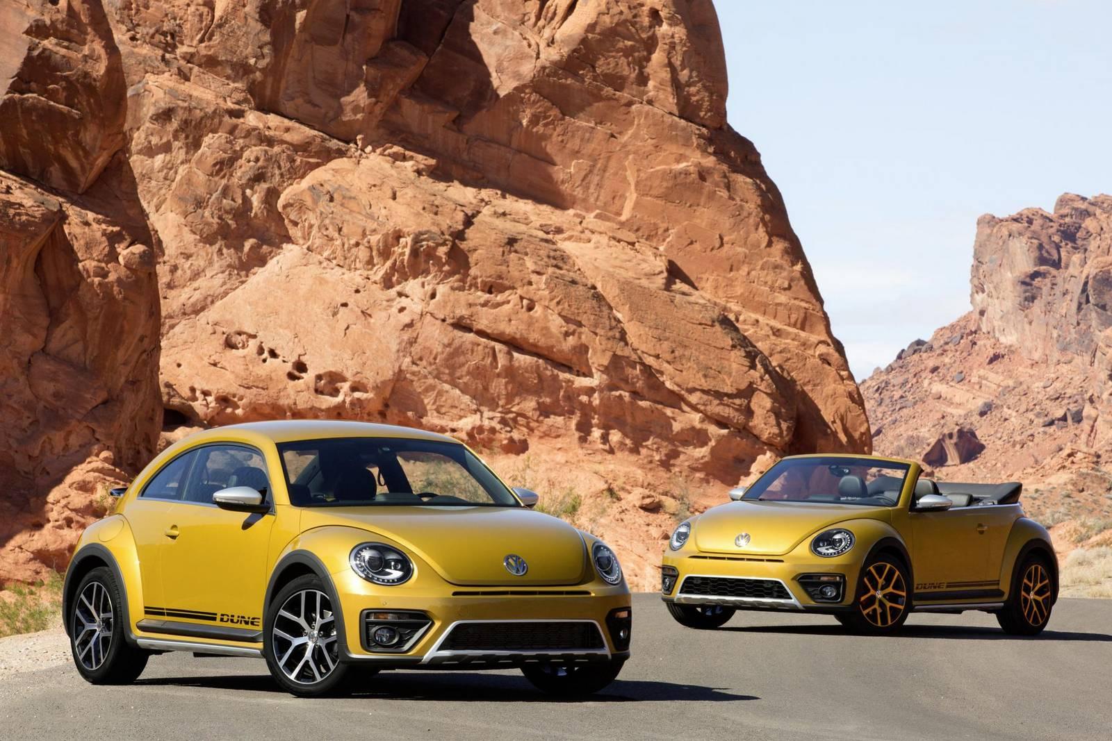 Official: 2016 Volkswagen Beetle Dune - GTspirit