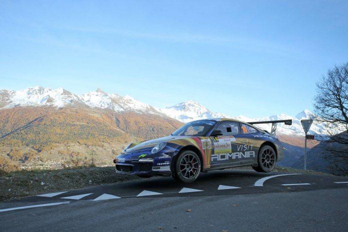 Valais Rally Porsche 911 GT3
