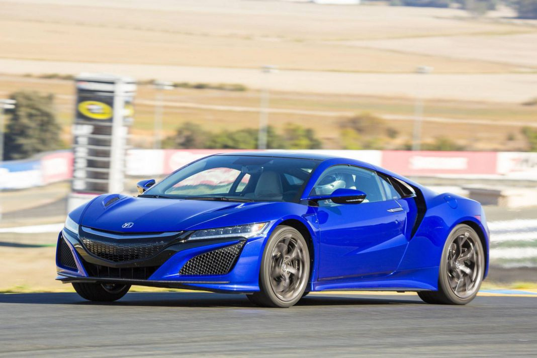Honda NSX coming to Los Angeles Auto Show 2015