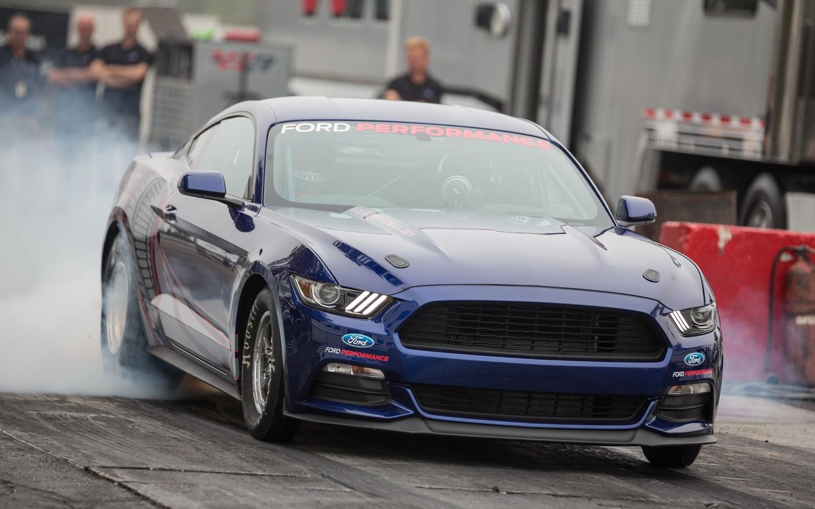 2015 Mustang Cobra >> Official 2016 Ford Mustang Cobra Jet Gtspirit