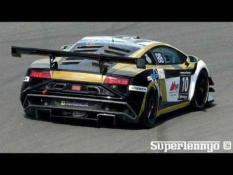Video The Incredible Sounds Of A Lamborghini Gallardo Gt3 Gtspirit