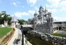 $45 million castle for sale outside