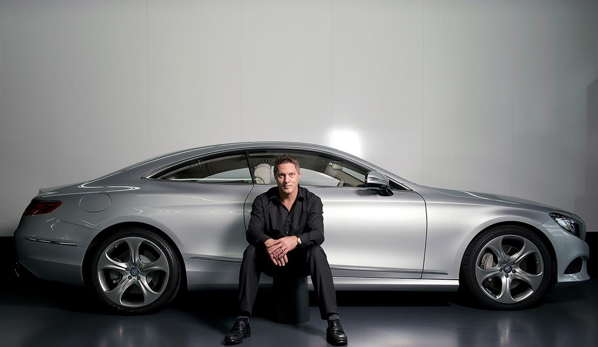 Interview: Daimler Head of Design Gorden Wagener