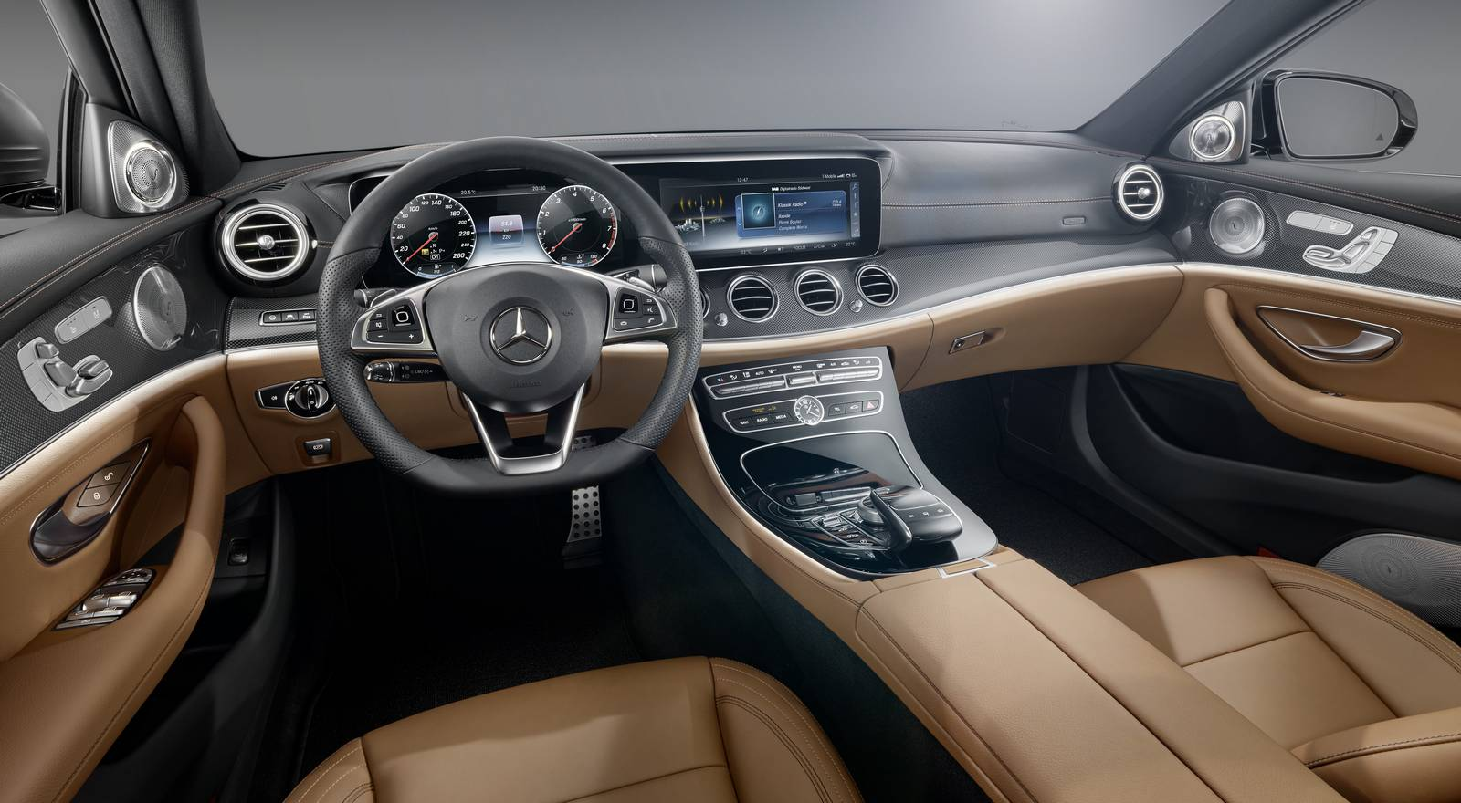 2017 Mercedes-Benz E-Class Design Preview