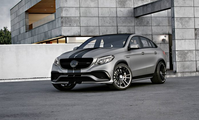 Mercedes-AMG GLE 63 by Wheelsandmore