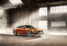 Ipanema Brown Audi RS7