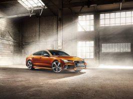 Ipanema Brown Audi RS7