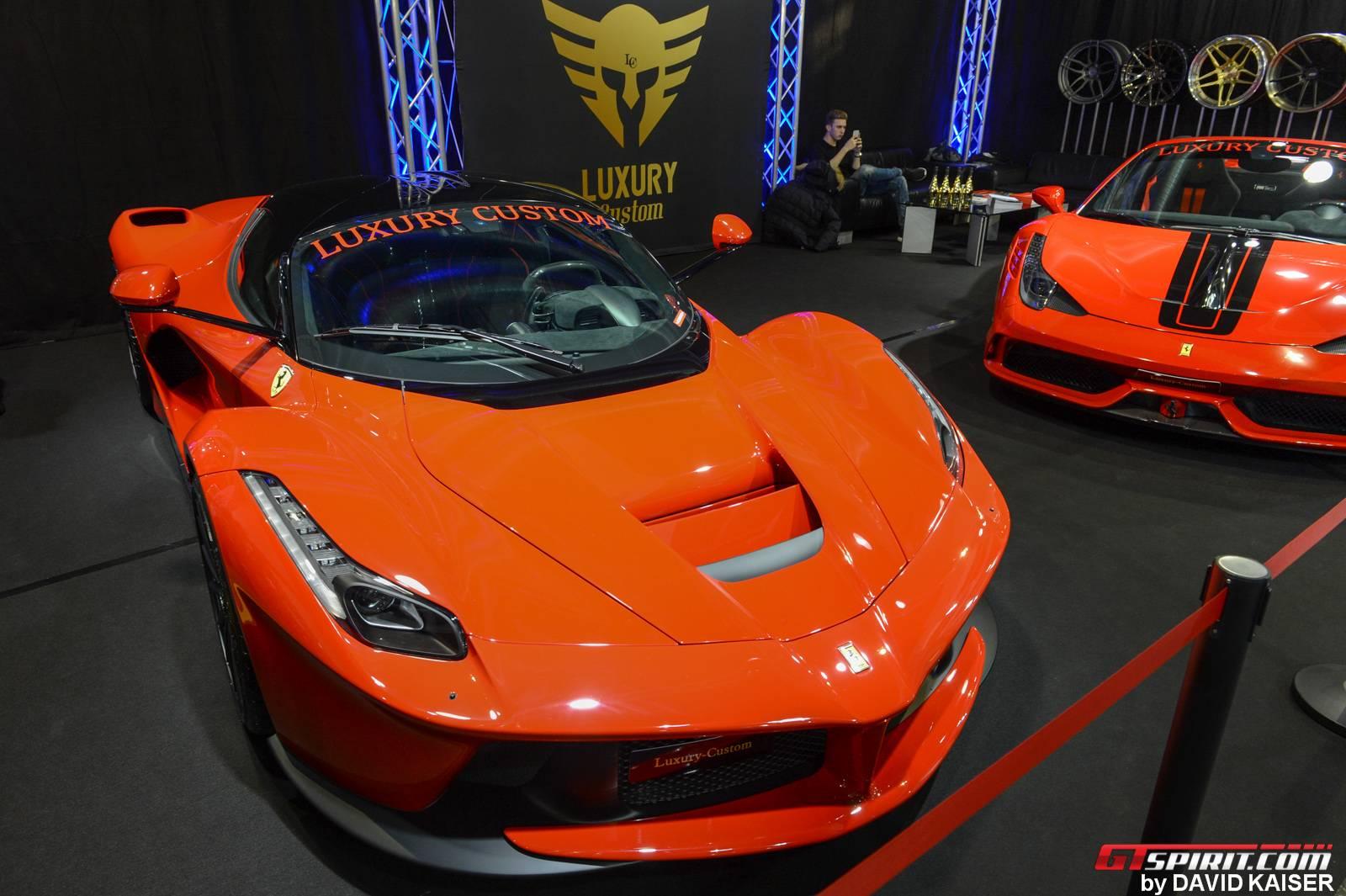 Auto Zurich Ferrari LaFerrari