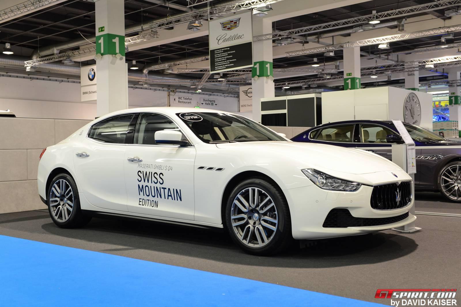 Auto Zurich Car Show 2015 Highlights Gtspirit