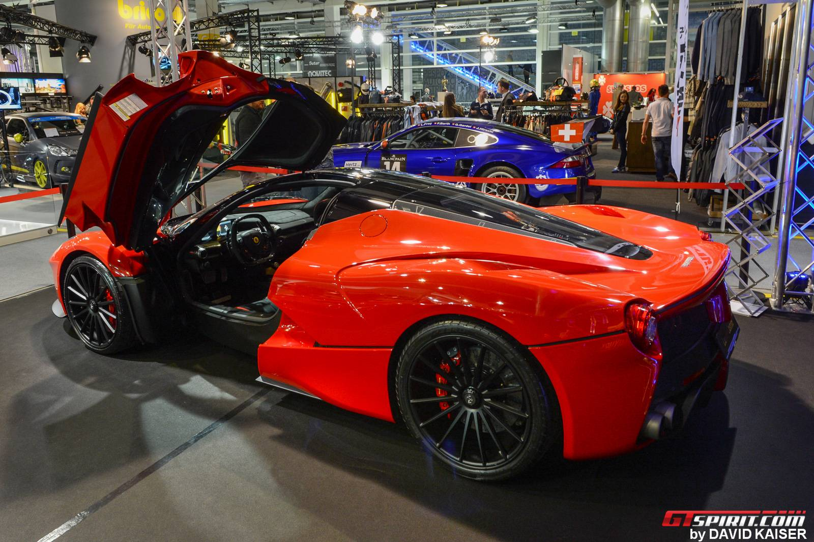 Auto Zurich Car Show 2015 Highlights Gtspirit